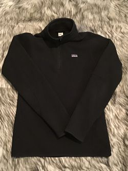 Patagonia Women's Black Size M Full Zip. for Sale in Grand Rapids,  MI