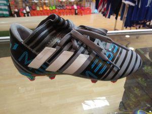 Jr messi soccer shoes for Sale in Norwalk, CA