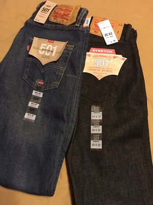 Levi's 501 men for Sale in Miami, FL