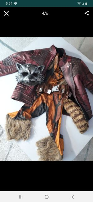 Marvel Guardians of the Galaxy Rocket Costume for Sale in Salt Lake City, UT