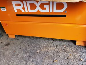RIDGID WORK BOX for Sale in Grove City, OH