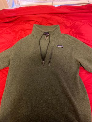 Patagonia 1/4 Zip Sweater Green/Olive for Sale in Long Beach, CA