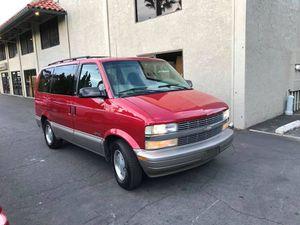 2001 Chevrolet Astro Passenger for Sale in Mission Viejo, CA