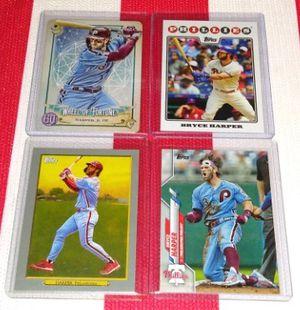 Philadelphia Phillies Bryce Harper Cards for Sale in Joliet, IL
