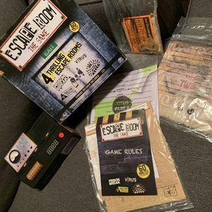Game Board Escape Room ! (: for Sale in Long Beach, CA