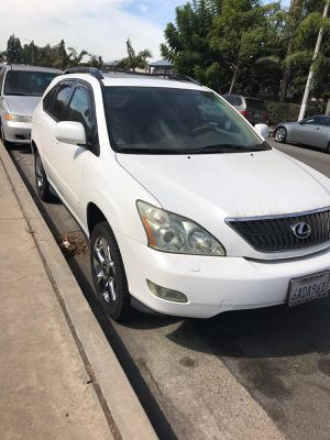 2007 White Lexus Rx 350 for Sale in Westminster, CA