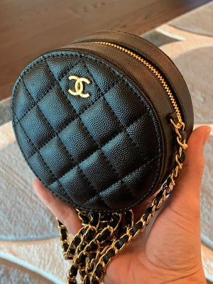 Chanel Black Bag for Sale in Aventura, FL