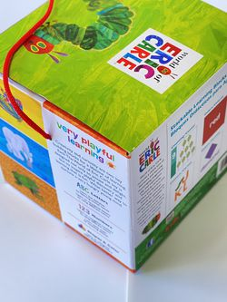 Eric Carle™ 10-Piece Stacking Block Set For Kids And Toddlers for Sale in Boca Raton,  FL