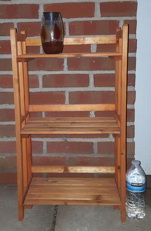 Shabby Chic Small 3 Shelf Decorative Wood Shelf for Sale in Germantown, MD