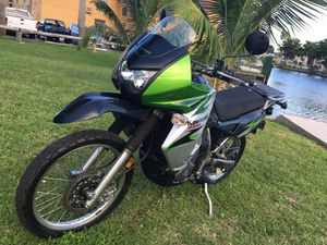 2008 Kawasaki KLR, Dual sport runs perfect for Sale in Sunny Isles Beach, FL