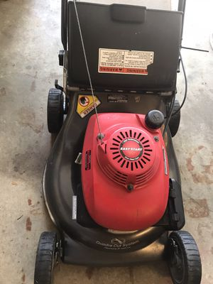 Honda self-propelled mower double cutting blades great condition for Sale in Waterford Township, MI