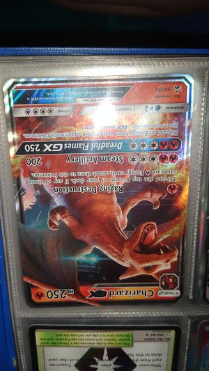 Mint detective pikachu charizard card for Sale in Pittsburgh, PA