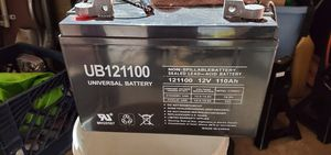 2 Sealed battery for sale 100 dollars each. for Sale in New Haven, CT