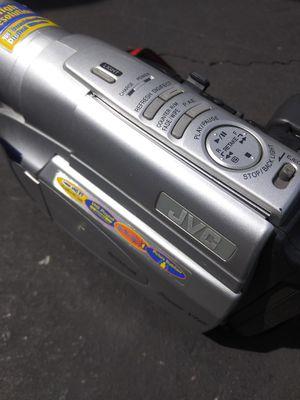 Jvc digital and Olympus film camera for Sale in Las Vegas, NV