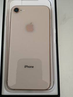 Iphone 8 Gold 64GB ANY CARRIER for Sale in Chula Vista,  CA