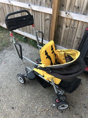 Joovy Double Stroller for Sale in Virginia Beach, VA