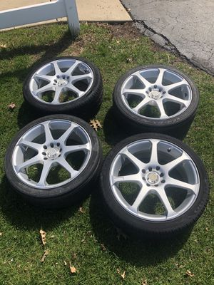 "17"" Motegi rims for Sale in Elgin, IL"
