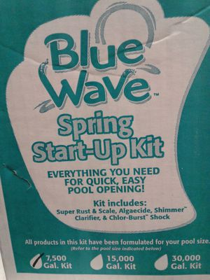 Blue Wave Spring Start Up Kit for Pools for Sale in Stockton, CA