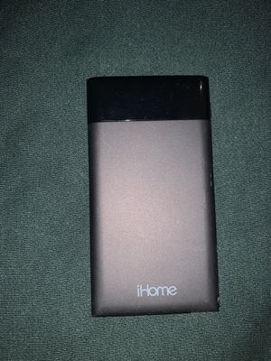 ihome portable charger for Sale in Moreno Valley, CA