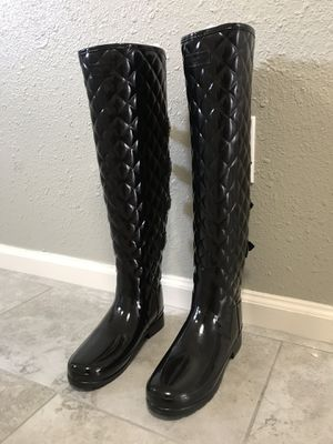 Today Hunter Rain boots size 8 for Sale in Houston, TX