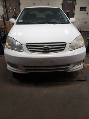 2004 Corolla S for Sale in Nashua, NH