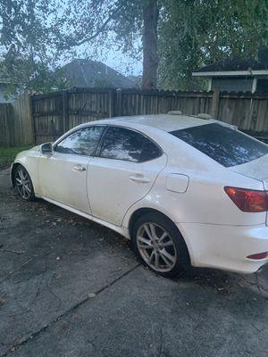 06' LEXUS IS 350 for Sale in Baton Rouge, LA