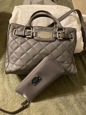 Michael Kors purse and wallet authentic for Sale in Glendale, AZ
