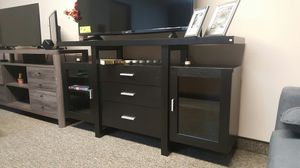 Alex TV Stand up to 70in TVs, SKU 151210 for Sale in Santa Ana, CA