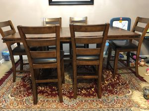 Dinning Table for sales. Look like brand new... for Sale in Ashburn, VA