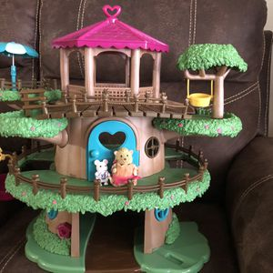 Calico Critters Treehouse for Sale in Vancouver, WA