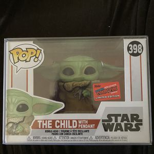 The Child W/ Pendant NYCC Funko POP! for Sale in San Antonio, TX