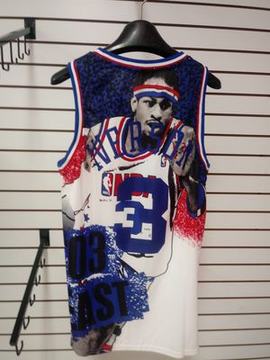 Iverson jersey for Sale in Tempe, AZ