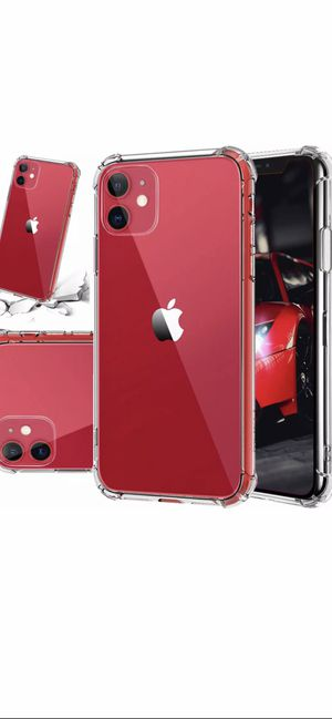 Brand New case cover clear protective for iPhone 11 Pro Max iPhone 11 iPhone 11 Pro iPhone XR iPhone XS iPhone X iPhone se iPhone XS Max iPhone 8 Plu for Sale in Santa Ana, CA