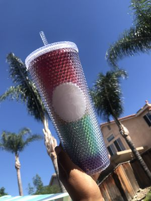 Starbucks new studded pride tumbler for Sale in Rancho Cucamonga, CA