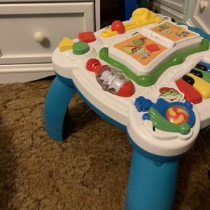 Vtech Play And Learn Table for Sale in Lecompte, LA