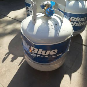 New FULL BLUE RHINO PROPANE TANKS $20 EACH for Sale in Westminster, CA