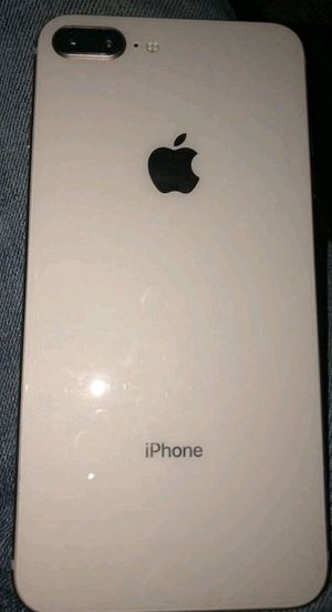 iPhone 8 Plus 64gb AT&T H2o Cricket for Sale in Los Angeles, CA