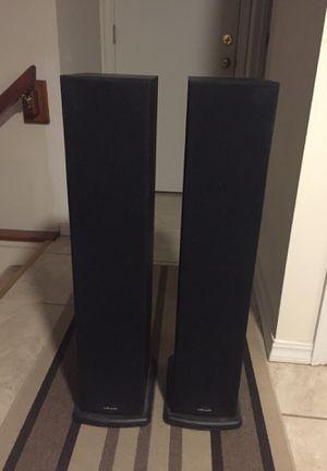 Polk audio R40 Floorstanding speakers for Sale in Saint Paul, MO