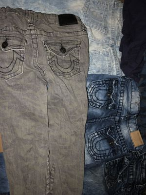 Kids Lot of clothes Gap, true religion, express for 5T-7T for Sale in North County, MO