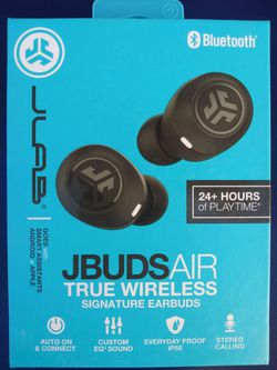 JLAB JBuds Air True Wireless Earphones Brand New for Sale in Los Angeles,  CA