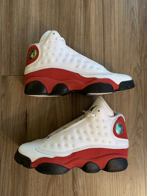 Air Jordan 13 Retro BG gs cherry chicago 414574-122 Sz 4 y for Sale in Oxon Hill, MD