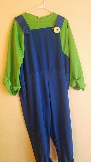 Luigi costume for Sale in Tulare, CA