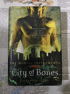 City of Bones by Cassandra Clare Novel Book for Sale in Chula Vista, CA