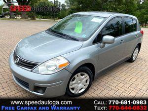 2010 Nissan Versa for Sale in Union City, GA