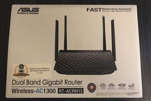 ASUS Dual Band Gigabit Router for Sale in Denver, CO
