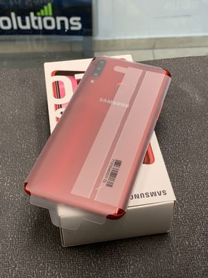 Samsung Galaxy A20s Red 32GB for Sale in Brooklyn, NY