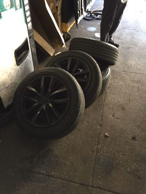 G35 tires and rims for Sale in The Bronx, NY