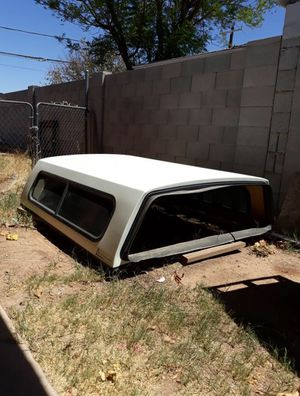 Stockland Camper Shell for Sale in Casa Grande, AZ