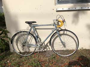 Vintage Univega Gran Rally road bike for Sale in Oakland Park, FL