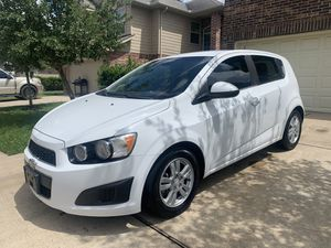 2012 Chevy Sonic $ 5,150 O.B.O + TTL for Sale in Houston, TX
